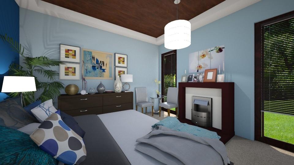 Guestroom Suite V2 - Classic - Bedroom  - by Ejad Shukri