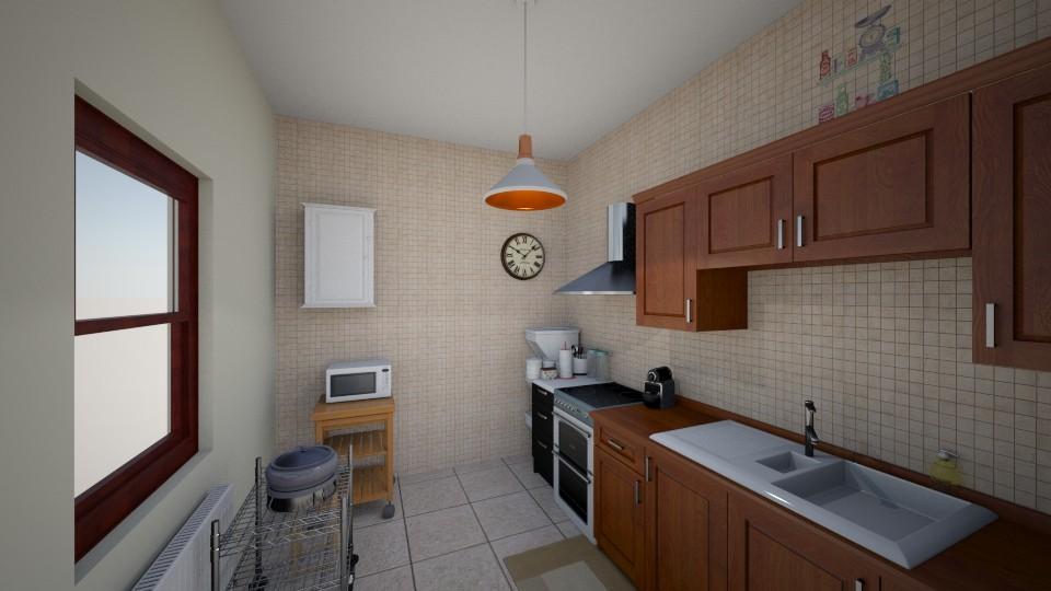 kitchen2 - by Jane Eyre