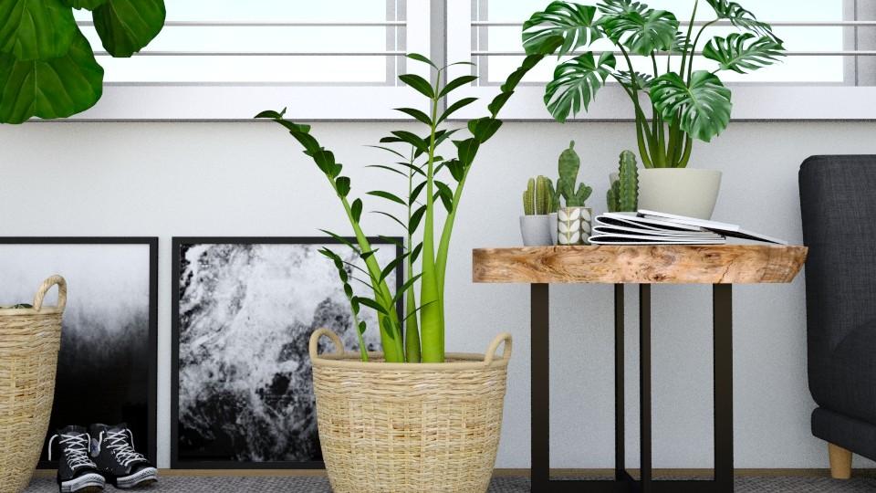 Side Table - Living room - by eliseatlife