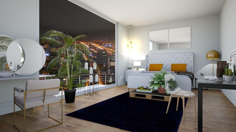 Bedroom - by Augjen
