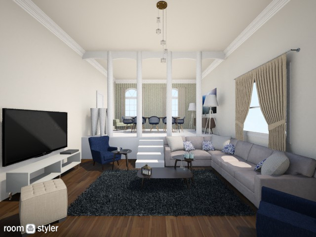 living room  - Classic - Living room - by ostwany_aboud
