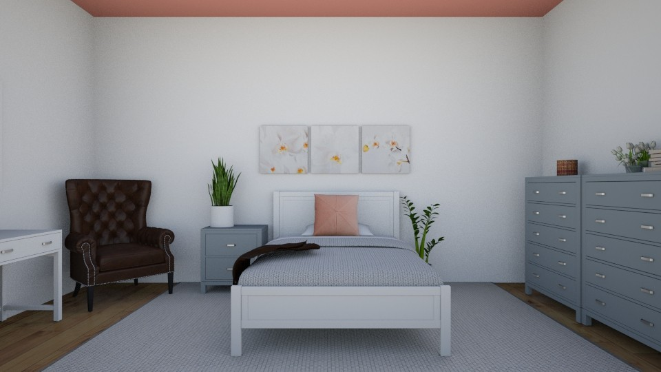 Bedroom - by Jessica Evelyn