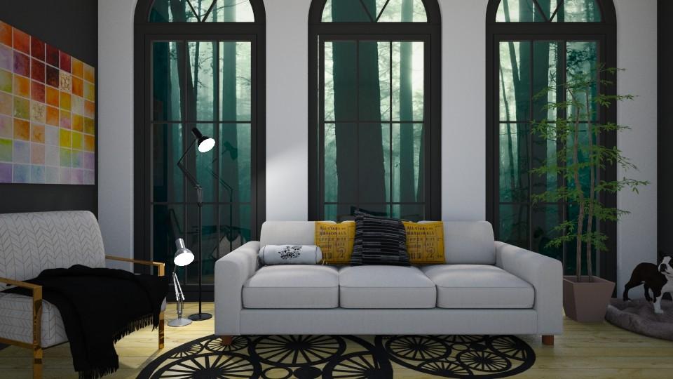 Living room - by jessiex___