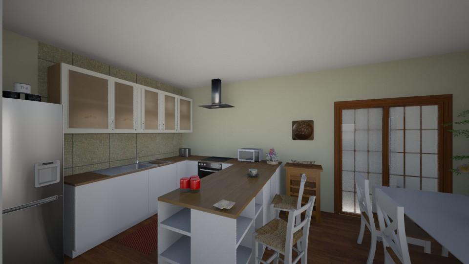 foo88u6oii - Kitchen - by lih_lih