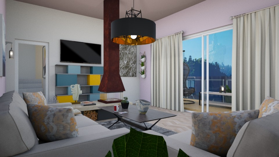 strgliv - Living room - by ItsChris
