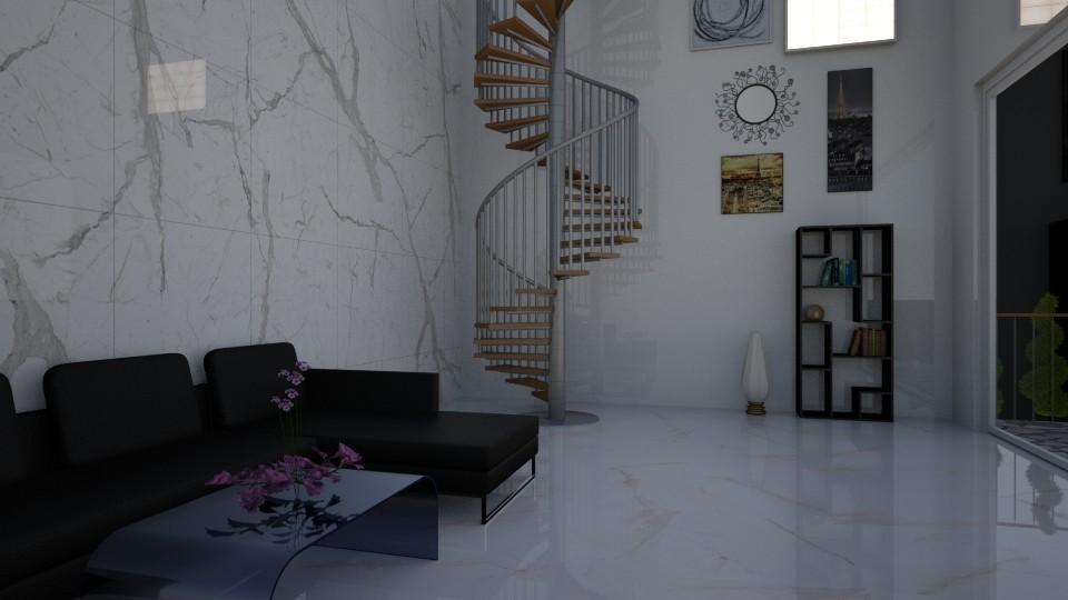 Modern Classy Hall - by chillycrush