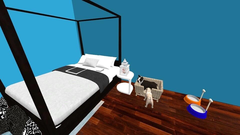 TEEN DREAM - Bedroom - by angelooi