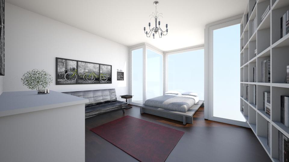 relax room - Bedroom - by jankajanuskazapotocna
