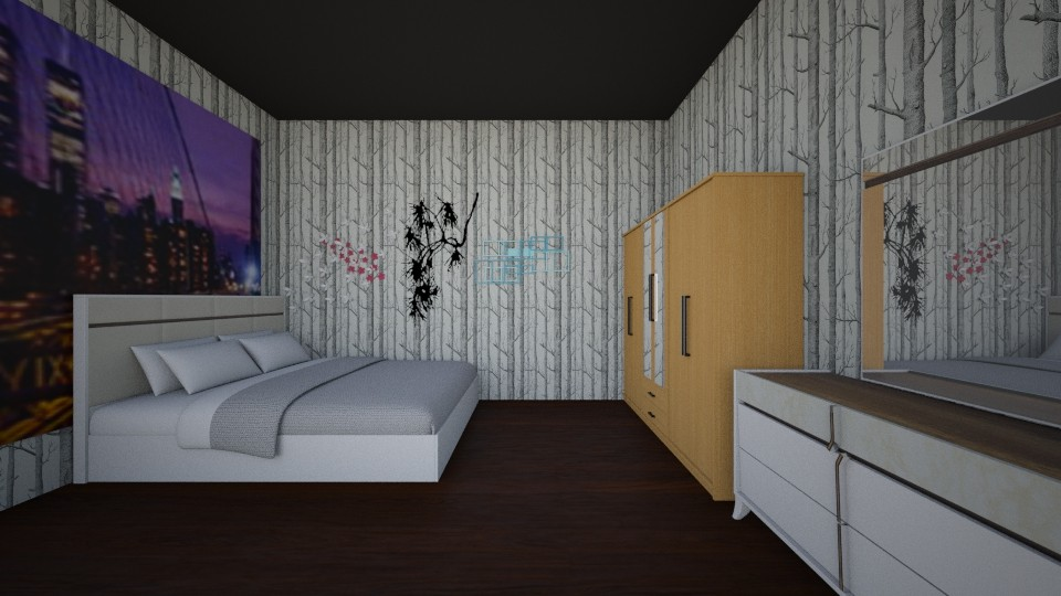 my dream room1 - Classic - Bedroom - by LuckyVicky