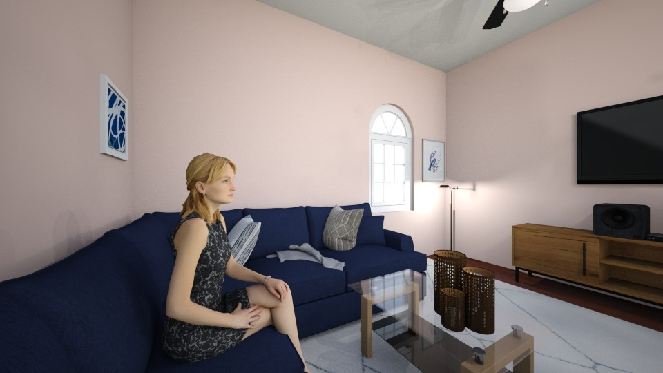 Nikitha  - Living room  - by RRC1965