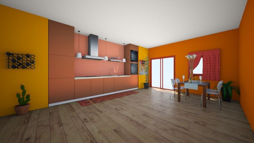 Kitchen - Kitchen - by AlinaZ