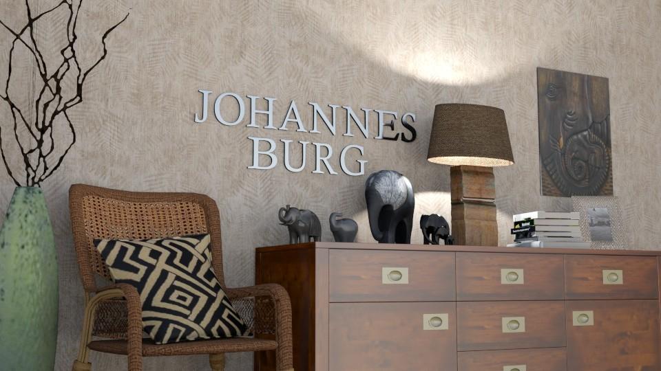 Profile - by Johannes Burg