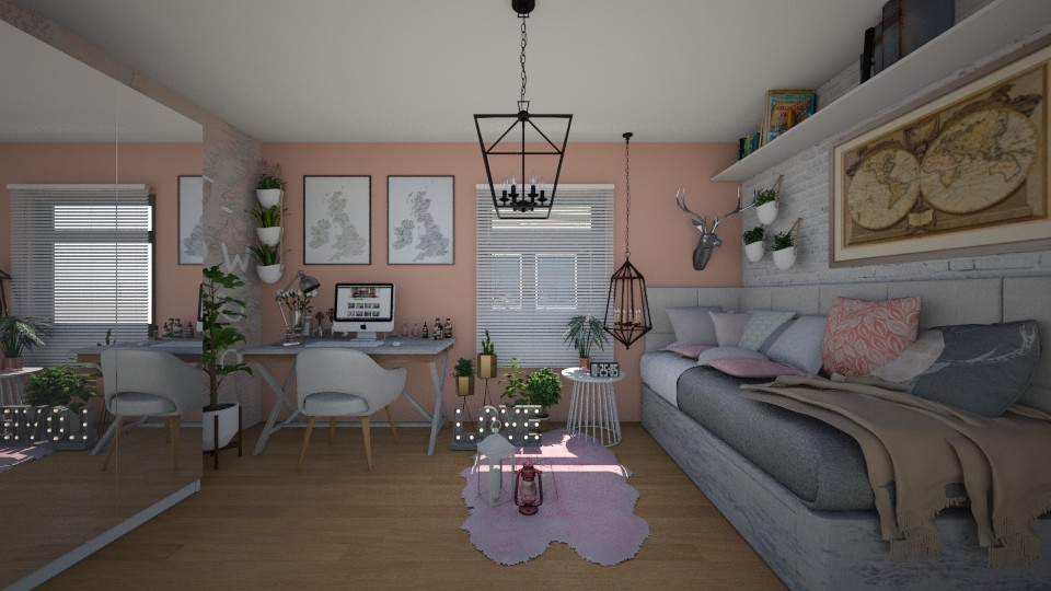 project10 - Bedroom - by beafreitasb