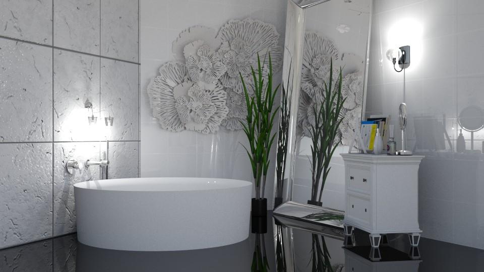 a dream - Bathroom - by kshmvg