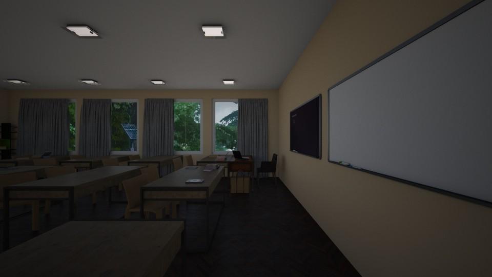 School1 - by Ninorucska