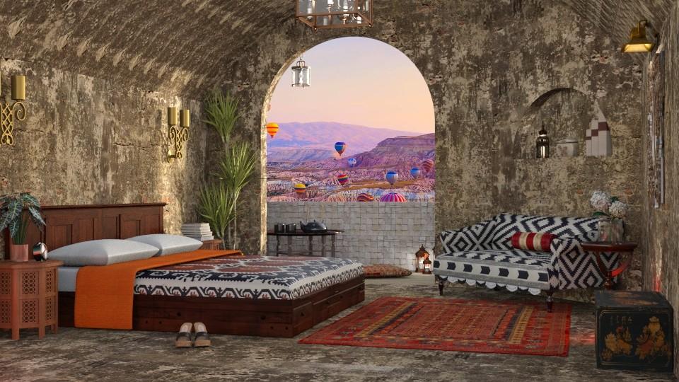 Cappadocia - by meggle
