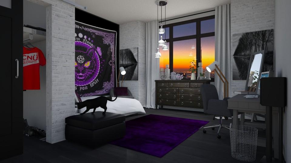 Bedroom - Bedroom  - by Rin12106