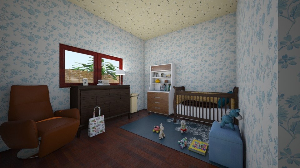 Galakronds room - Kids room - by scourgethekid