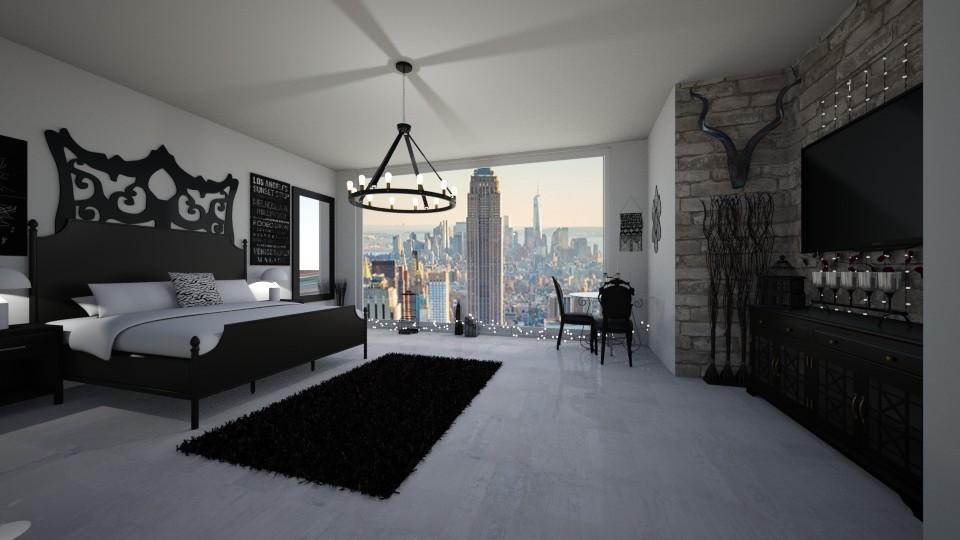 ok - Bedroom - by katarina13