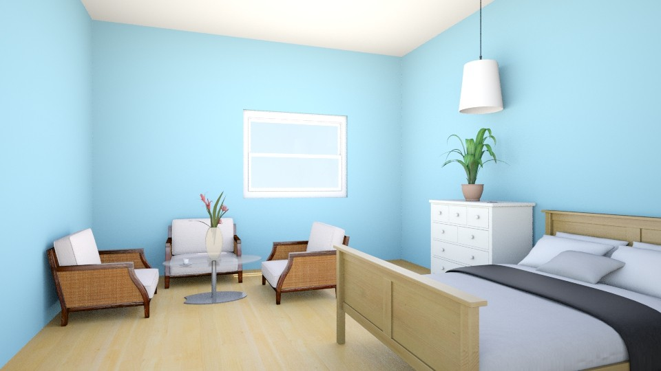Bedroom - Bedroom - by Winner168