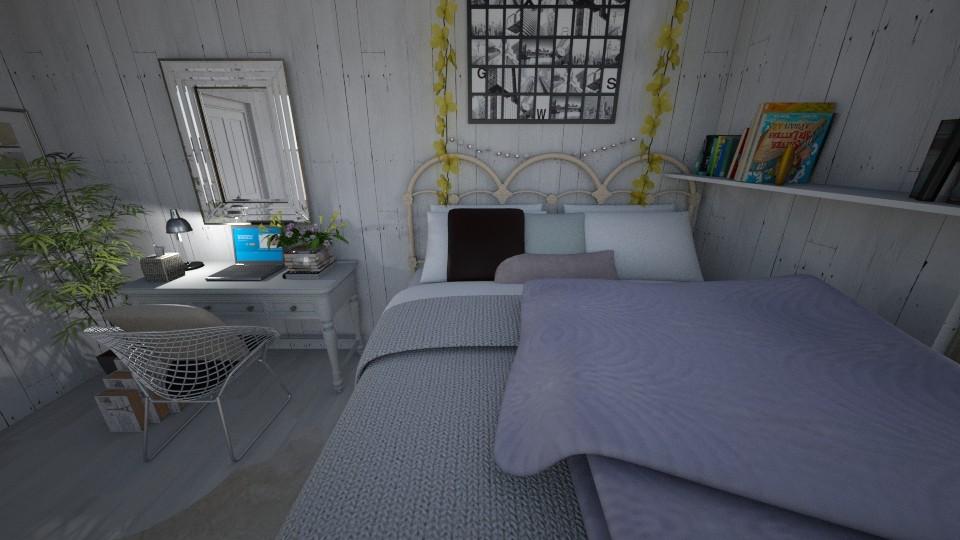 Cozy room - Bedroom  - by Tamar_