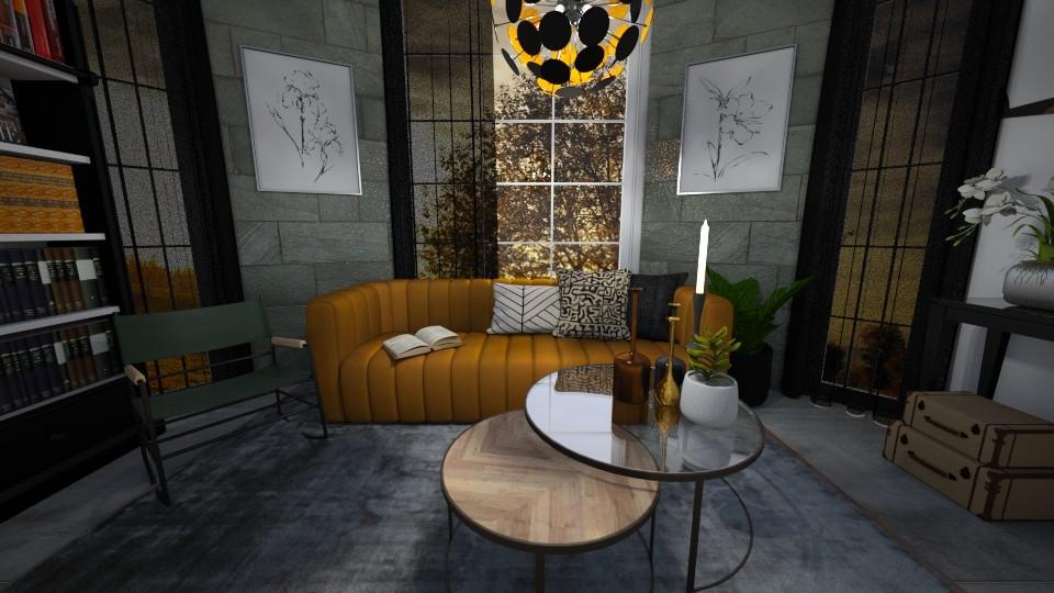 liv03072020 - Living room - by jezek1