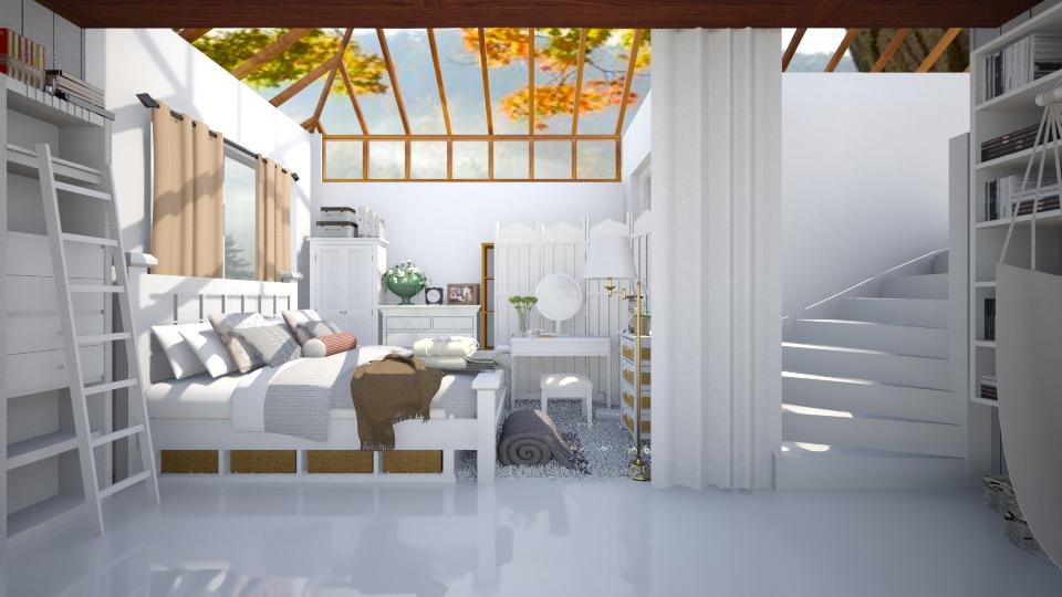 Bedroom - Bedroom  - by GosiaT