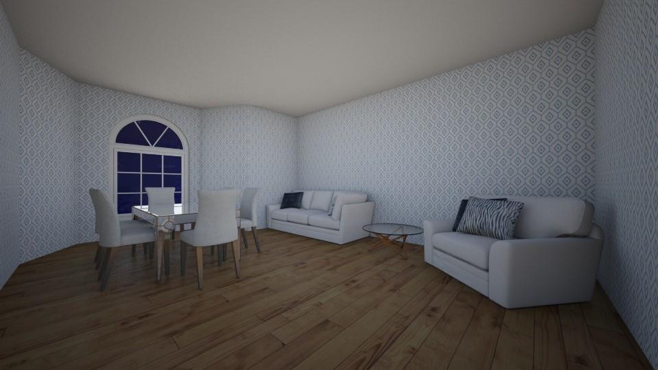 dinning room 2   - by elliehugi