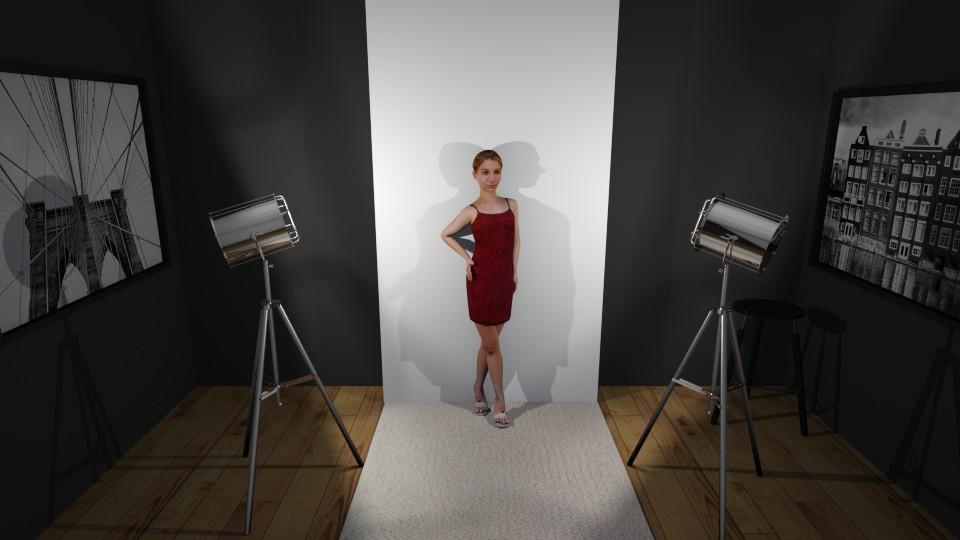 Photo Studio - by delaaaaney