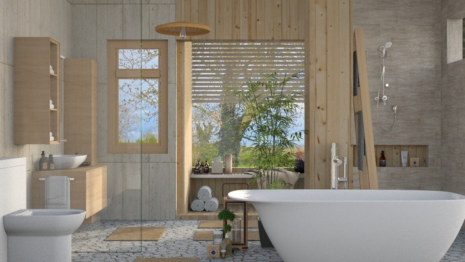 Waschplatz Bathroom - by JayPH