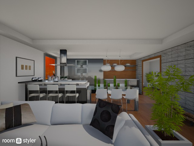 living - by designdecosimona