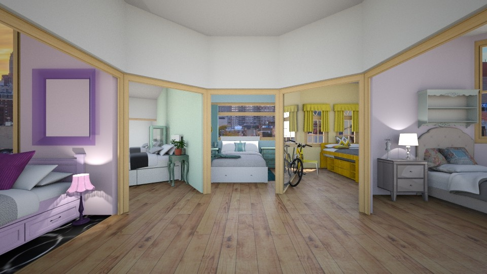 Bedrooms - Bedroom - by ilikalle