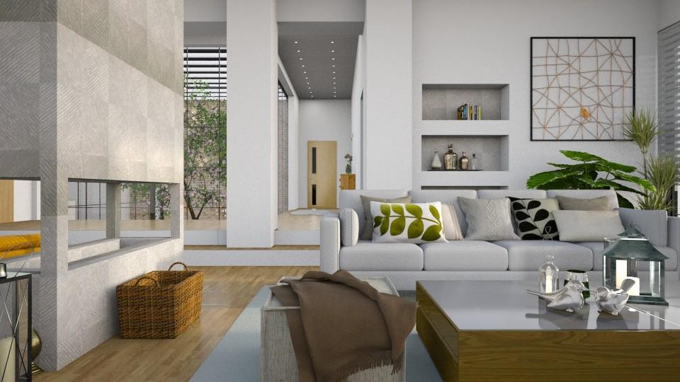modern home - by antonia_b
