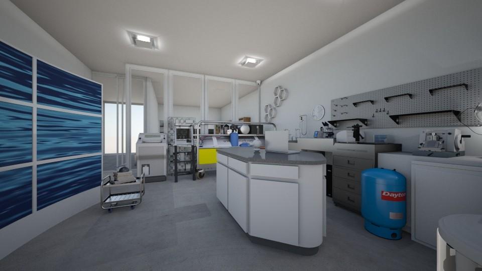 lab - by cyanrose65
