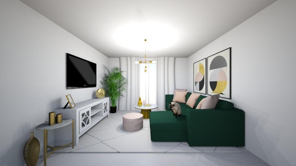 Living Room - Living room - by Psoglavik
