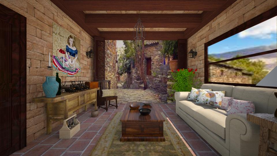 spain - Living room - by rasty