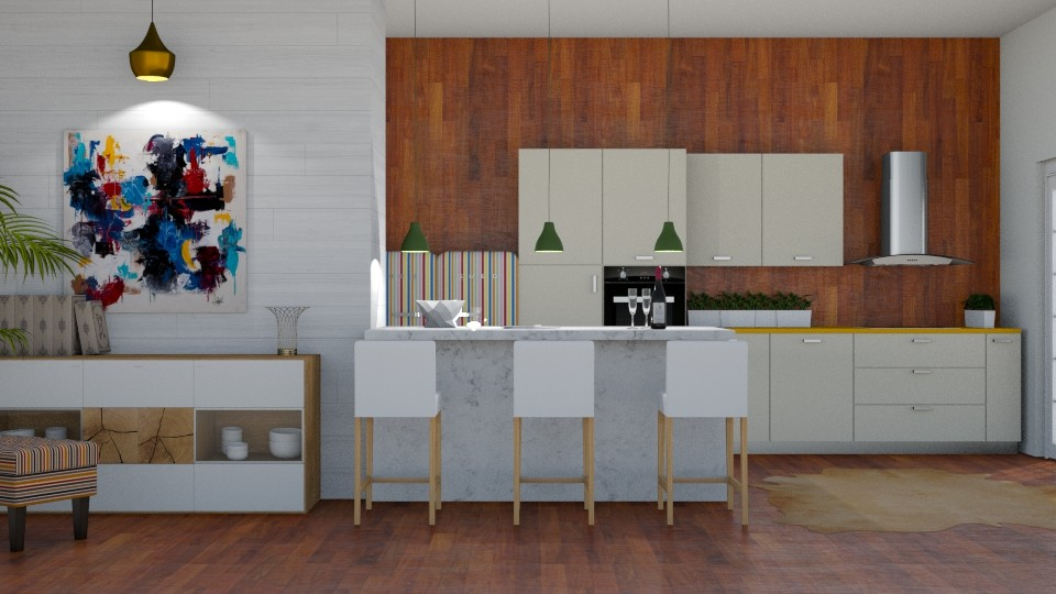 midki - Kitchen  - by mcKAY Design