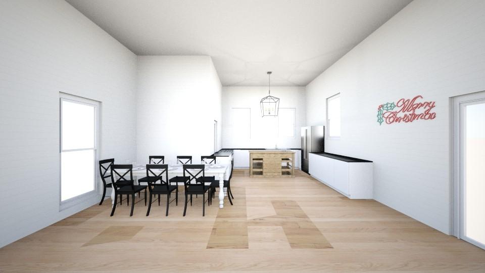 My dream foyer - Living room - by WPM0825