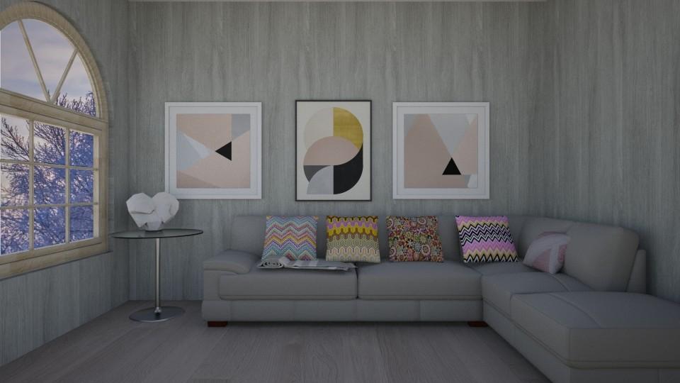 MY - Living room - by Vika100