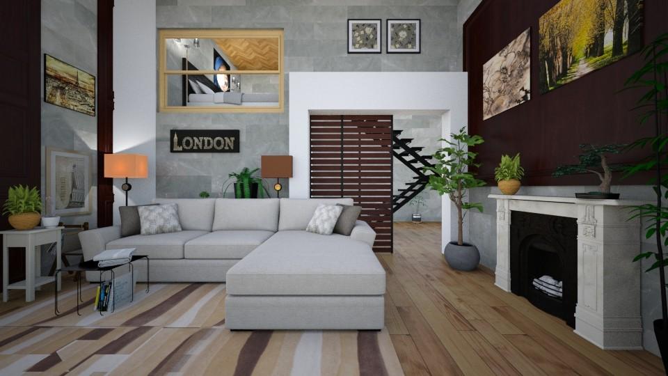 Duplex Apartment Life - by Siti Idrus