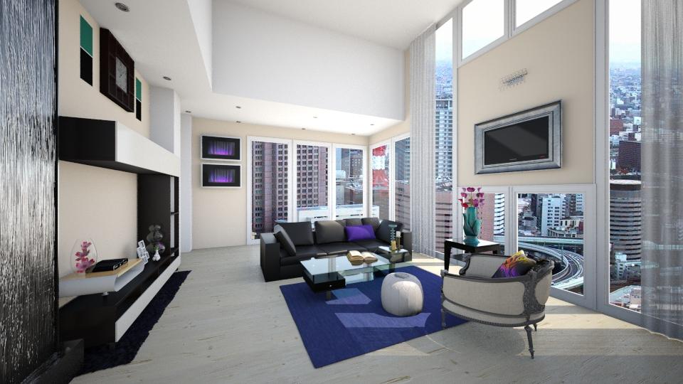 hdsguydsg - Living room  - by ivaninayo