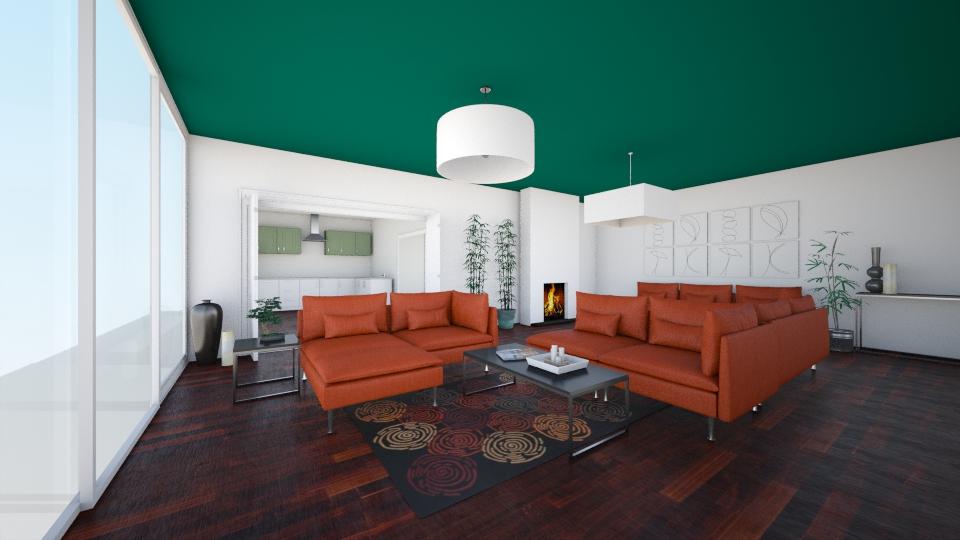 Trends en Stijlen 2 - Bedroom  - by WhitneyRomana