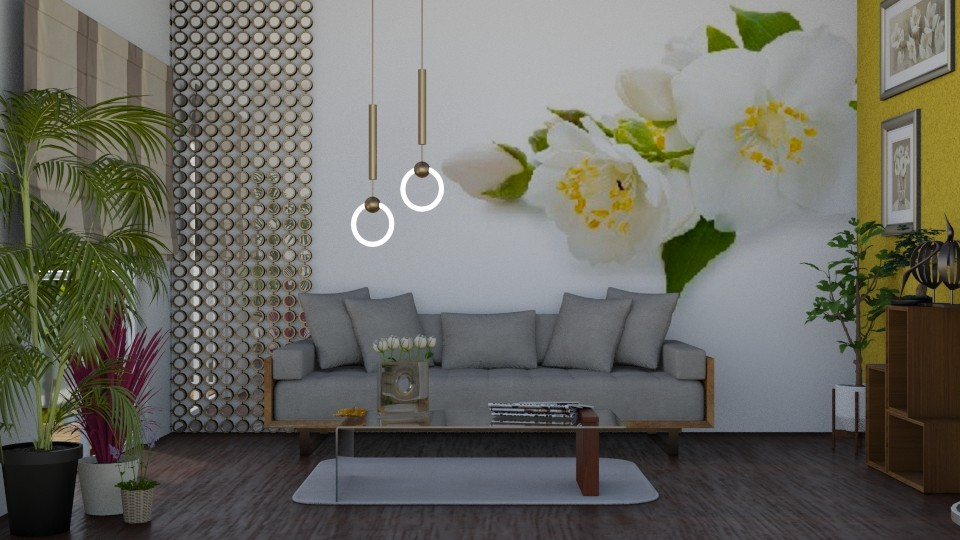 minja - Living room  - by snjeskasmjeska