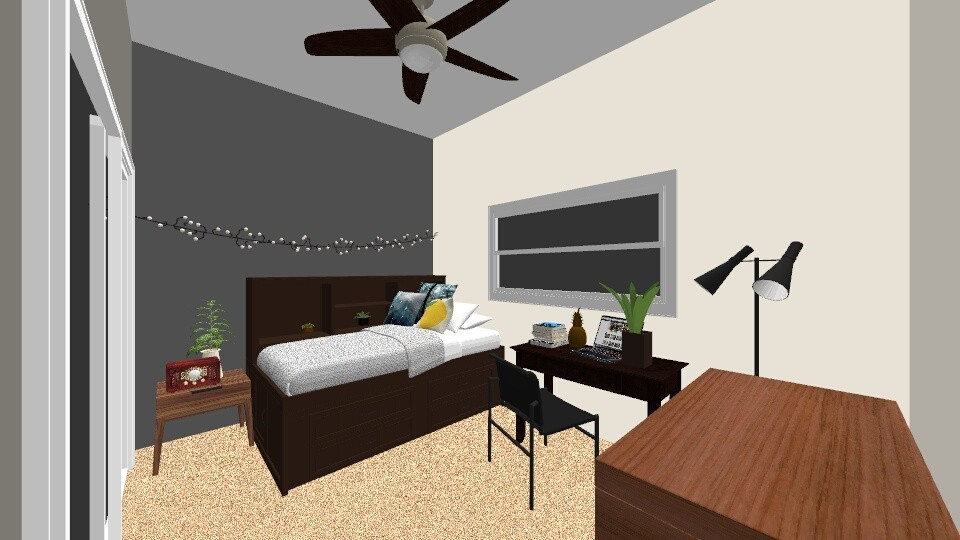 Pleasant Paseo NEW - Modern - Bedroom - by Dragon_Queen_13
