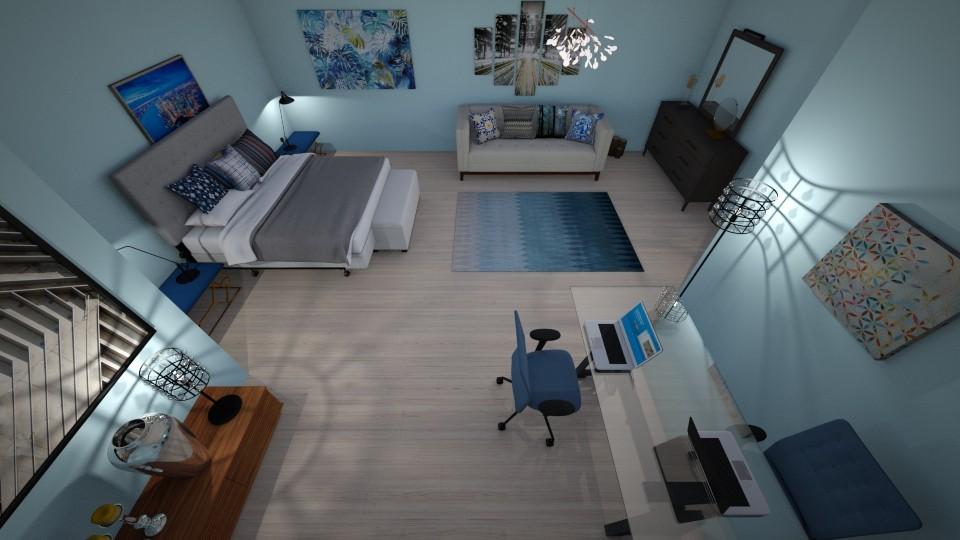 Moms Dream Bedroom - Modern - Bedroom - by Gabby_208