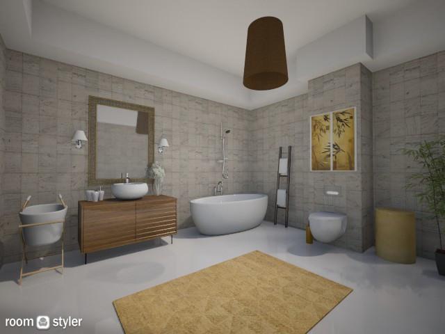 bathroom - Bathroom - by Kim Youn ji