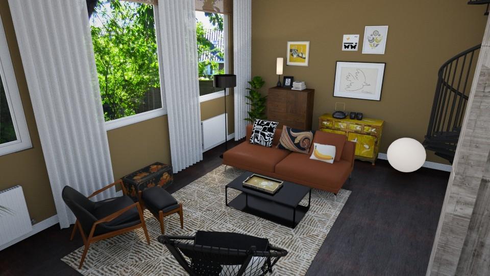 new - Living room - by KanitaM