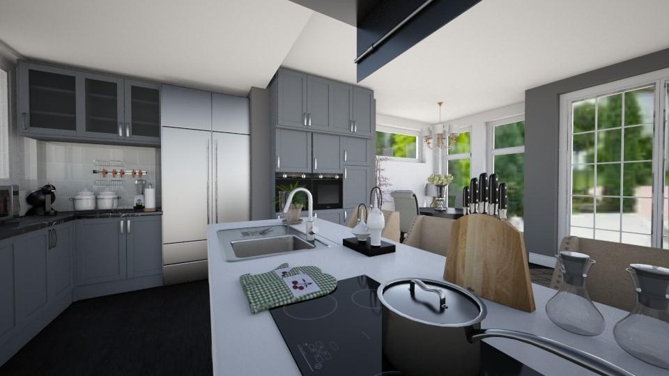Kitchen  - Kitchen  - by Nikola Simic