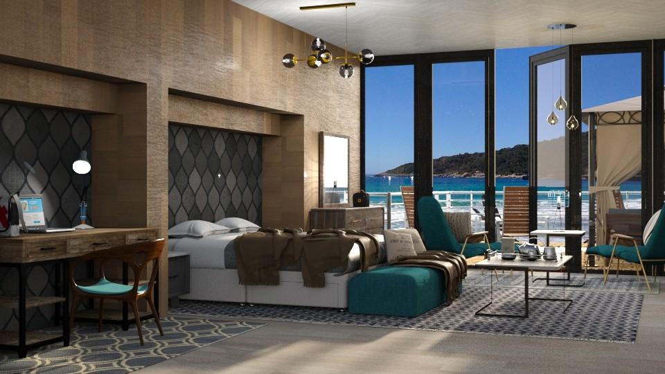 Balearic Paradise - Modern - Bedroom - by Lifandus