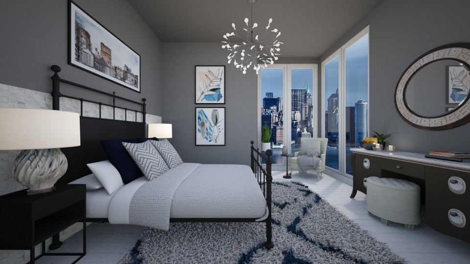 bedroom 4 - by elhamsal24